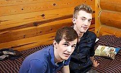 Jasper Robinson and Tanner Sharp