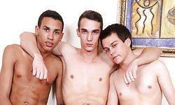 Chav Threesome