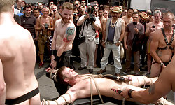 Dore Alley Street Fair Molestation