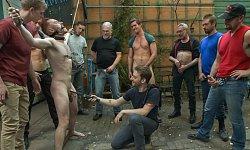 Damien Moreau Gets Punished