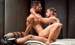 Adam Ramzi and Joe Parker