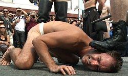 Folsom Street Whore Tormented