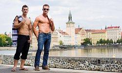 Patrik Lukasz and Lukas Pribyl
