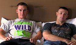 Shredded Tim and Wayne Flip-Flop