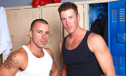 Chris Tyler and Tanner Wayne
