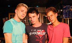 Jordan B, Justin and Bailey