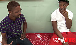 AJ Jones and Domino Star