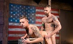 James Ryder and Aleks Buldocek