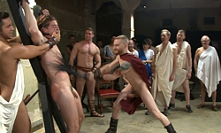 Gladiator Punished