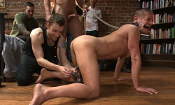Austin Chandler Gets Fucked Up