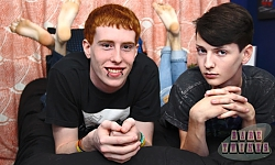 Benjamin Riley and Cody Walker