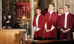 Choirboy: Behind the Scenes