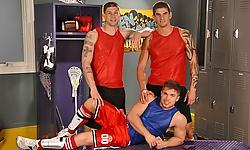 Brec, Marko and Tyler