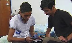 Jorge and Rico