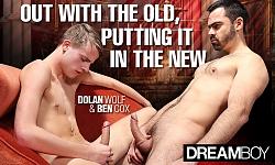 Dolan Wolf and Ben Cox