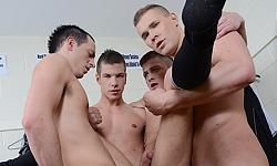 Skylar, Luke, Jordan and Paul