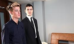 Reece Ryder and Lucas Davidson