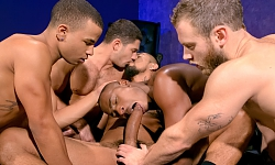 Shawn, Boomer, Trelino, Tyson and Dato