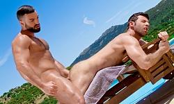 Abraham Al Malek and Dario Beck