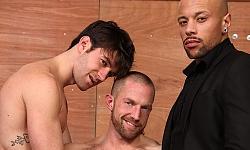 Adam, Woody and Ken