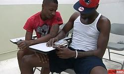 Dewayne King and Travis Davis