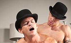 Jesse Santa and Cavin Knight