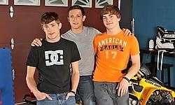 Noah, Trevor and JD