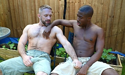Dirk Caber and JP Richards