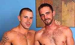 Joe Parker and Nikko Alexander