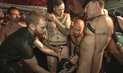 Folsom Street Fair Abuse