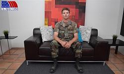 Army Specialist Alex