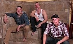 Cruz, Jaxon and Niko