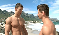 Kris Evans and Rhys Jagger 2