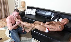 Shay Michaels and John Magnum