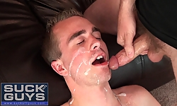 Hayden Alexanders Big Load Facial