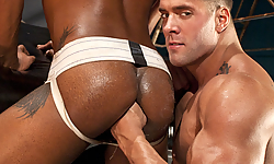 Colin Black and Erik Rhodes