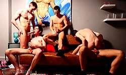 Orgy At The Dreamboy Hotel