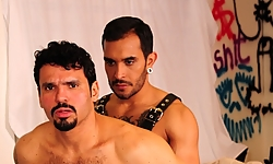 Jean Franco and Lucio Saints