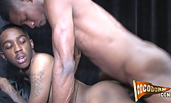 Dominic Star Fucks Meko Mills
