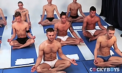 The Yoga Orgy
