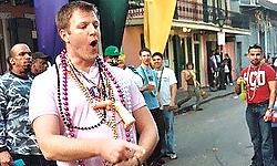 Mardi Gras Cock Flashers