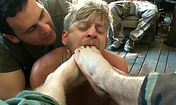 Logan Stevens... Sex Slave.