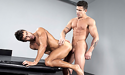 Trenton Ducati and Rafael Carreras
