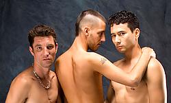 Gabriel, Gio and RJ