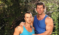 Jessie Colter and Zeb Atlas