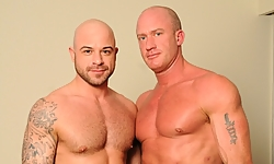 Jake Norris and Ben Statham