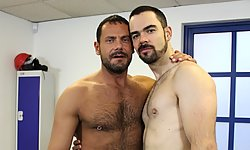 Jason Torres and Dolan Wolf