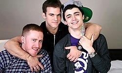 Gabriel, Kennedy and Jake
