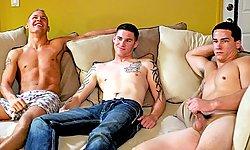 Cash, Zaner and Shawn