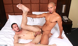 Antonio Biaggi and Dylan Hyde